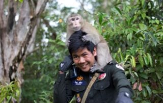 Sponsor a ranger station Cardamom Protection Wildlife Alliance Rangers 27 320x202