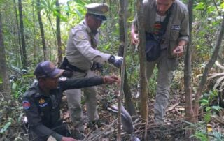 Sponsor a ranger station Cardamom Protection Wildlife Alliance Rangers 6 320x202