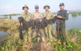 #snared #Snared Cardamom Protection Wildlife Alliance Rangers Snares 20 320x202