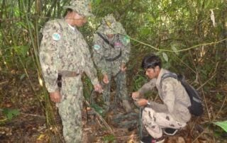#snared #Snared Cardamom Protection Wildlife Alliance Rangers Snares 24 320x202
