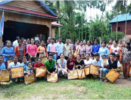 Visit Chi Phat Community-Based Ecotourism