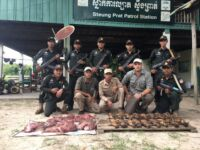 52kg Wildlife Seized Wildlife Alliance Rangers Wildlife Seized 200x150