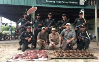 52kg Wildlife Seized 52kg Wildlife Seized Wildlife Alliance Rangers Wildlife Seized 320x202