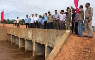 Upgraded Water Supply to Drought Stricken Village Water Supply Cambodia Wildlife Alliance Community 320x202