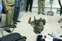 Up to $7 Million in Rhino Horn Seized at Airport Rhino Horn Seized at Airport cambodia 1 200x133
