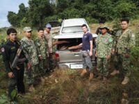 Two ranger units joined forces to stop suspects from illegally transporting 357kg luxury wood Wildlife Alliance Rangers luxury wood 200x150