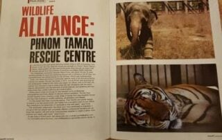 Documenting Our Conservation Work! AsiaLIFE Wildlife Alliance article 320x202