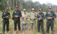 Trapeang Rung Station Confiscated 2 Homemade Guns… Trapeang Rung station 200x120