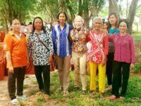 Wildlife Alliance worked Sovanna Baitong communities 15 years ago Suwanna Gaunlett Sovanna Baitong communities 200x151