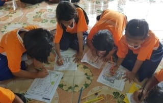 blog Blog Wildlife Alliance cildren education Thailand 320x202