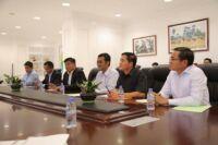 Minister of Environment H.E. Say Samal meet Suwanna Gauntlett WA CEO 20108530 1228687817237870 9065135154536090935 n 200x133