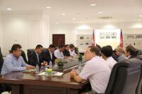 Minister of Environment H.E. Say Samal meet Suwanna Gauntlett WA CEO 20228831 1228687917237860 6896474811884442170 n 200x133