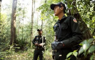 sponsor rangers Now You Can Sponsor a Ranger Station Cambodia Rangers 320x202