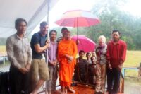 Monk blessing ceremony – Suwanna Gauntlett Monk blessing ceremony Suwanna Gauntless Save the Cardamom 11 200x133