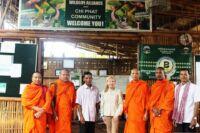 Monk blessing ceremony – Suwanna Gauntlett Monk blessing ceremony Suwanna Gauntless Save the Cardamom 18 200x133