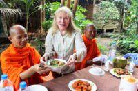 Monk blessing ceremony – Suwanna Gauntlett Monk blessing ceremony Suwanna Gauntless Save the Cardamom 4 200x133