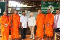 Monk blessing ceremony – Suwanna Gauntlett Monk blessing ceremony Suwanna Gauntless Save the Cardamom 5 200x133
