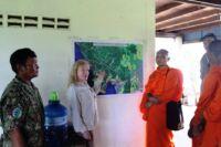 Monk blessing ceremony – Suwanna Gauntlett Monk blessing ceremony Suwanna Gauntless Save the Cardamom 9 200x133