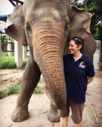 Phnom Tamao Wildlife Rescue Center team Phnom Tamao Wildlife Rescue Center team Lucky elephant 200x250