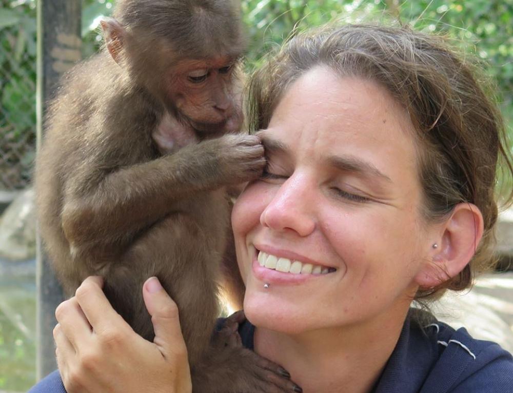 Wildlife Rescue and Care – Phnom Tamao Wildlife Rescue Center