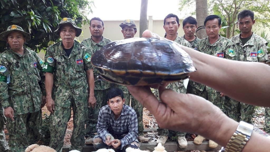 Ranger Training session in Kampong Thom by Wildlife Alliance Ranger Training session in Kampong Thom by Wildlife Alliance Ranger training by Wildlife Alliance handle the wildlife