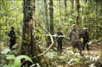 Steung Proat Wildlife Alliance Patrol Station rangers Rangers protecting Cambodia Forest 200x133