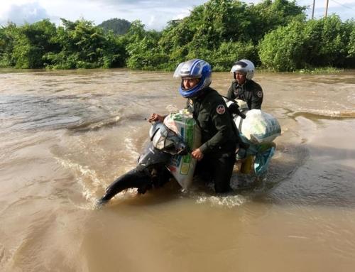 September – Long patrol in the heart of Cardamom RainforestLandscape