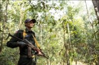 Steung Proat Wildlife Alliance Patrol Station rangers Wildlife Alliance Ranger 200x133