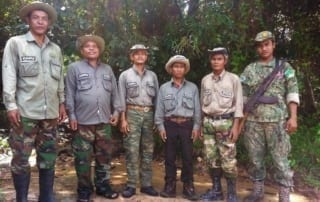 VOTE - Sustainable livelihoods and tourism VOTE – Sustainable livelihoods and tourism Community Forest Rangers 1 320x202