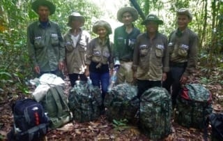 VOTE - Sustainable livelihoods and tourism VOTE – Sustainable livelihoods and tourism Community Forest Rangers 13 320x202