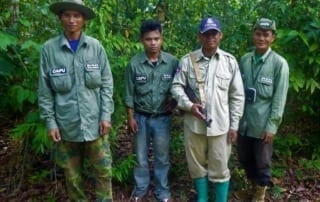 VOTE - Sustainable livelihoods and tourism VOTE – Sustainable livelihoods and tourism Community Forest Rangers 14 320x202