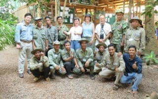 VOTE - Sustainable livelihoods and tourism VOTE – Sustainable livelihoods and tourism Community Forest Rangers 15 320x202
