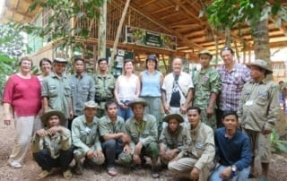 VOTE - Sustainable livelihoods and tourism VOTE – Sustainable livelihoods and tourism Community Forest Rangers 16 320x202