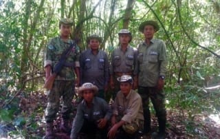 VOTE - Sustainable livelihoods and tourism VOTE – Sustainable livelihoods and tourism Community Forest Rangers 3 320x202