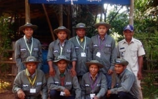 VOTE - Sustainable livelihoods and tourism VOTE – Sustainable livelihoods and tourism Community Forest Rangers 320x202