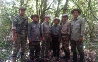 VOTE - Sustainable livelihoods and tourism VOTE – Sustainable livelihoods and tourism Community Forest Rangers 4 320x202