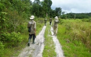 VOTE - Sustainable livelihoods and tourism VOTE – Sustainable livelihoods and tourism Community Forest Rangers 6 320x202