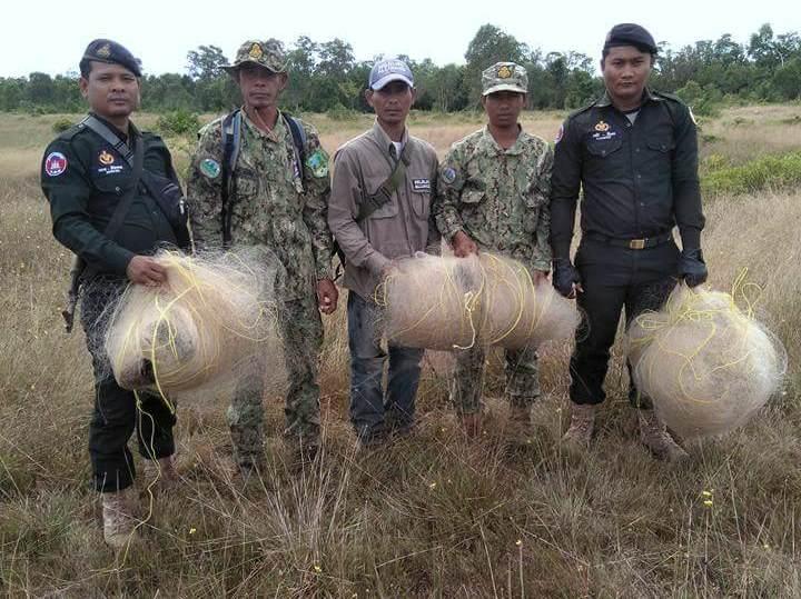 sponsor the asian elephant station Sponsor the Asian Elephant Station Plastic bird nets