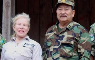 Suwanna Gauntlett meets with General Chhun Chheng Suwanna Gauntlett meets with General Chhun Chheng Suwanna Gauntlett and General Chhun Chheng 320x202