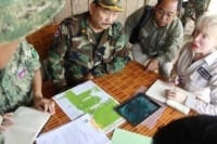 Suwanna Gauntlett meets with General Chhun Chheng Suwanna Gauntlett meets with General Chhun Chheng Suwanna Gauntlett meets with General Chhun Chheng 200x133