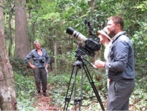 Angkor – sorting it out… Angkor – sorting it out… Thomas Geissman and film crew 300x226