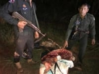 40 kg of bushmeat confiscated and destroyed 40 kg of bushmeat confiscated and destroyed Wild Boar body parts 200x150