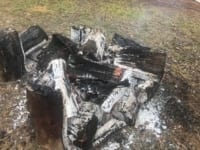 40 kg of bushmeat confiscated and destroyed 40 kg of bushmeat confiscated and destroyed Wild animal body parts ashes 200x150