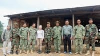 Suwanna Gauntlett meets with General Chhun Chheng Suwanna Gauntlett meets with General Chhun Chheng Wildlife Alliance and General Chhun Chheng 200x113