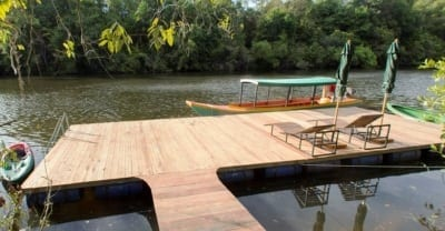 cardamom tented camp Cardamom Tented Camp cardamom tented camp Pier 400x208