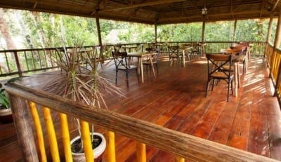 cardamom tented camp Cardamom Tented Camp cardamom tented camp Restaurant 400x231