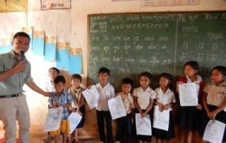 wildlife Wildlife and forest conservation lessons conservation lessons Cambodia 320x202 education Education conservation lessons Cambodia 320x202