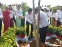 wildlife alliance ceo Wildlife Alliance CEO attends opening of Kranhoung Conservation Center 20180201 102115 200x150