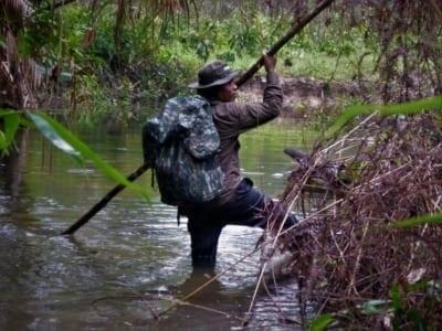 community rangers CAPU COMMUNITY Rangers Cambodia 400x300