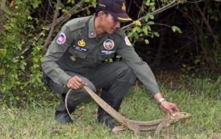 Sponsor a ranger station Cardamom Protection Wildlife Alliance Rangers 28 320x202